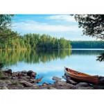 Puzzle  Cobble-Hill-51790 Miroir Naturel