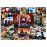 Puzzle  Cobble-Hill-51798 Baltimore and Ohio Railroad