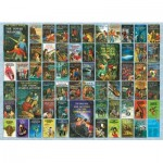 Puzzle  Cobble-Hill-51804 Simon & Schuster - Hardy Boys