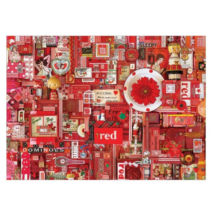 Shelley Davies: Red