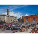 Puzzle  Cobble-Hill-54330 Pièces XXL - Lance Russwurm : Le Marché des Producteurs