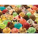Puzzle  Cobble-Hill-54614 Plus de crème glacée
