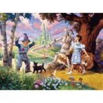 Puzzle  Cobble-Hill-54621 Pièces XXL - Le Magicien d'Oz