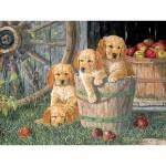 Puzzle  Cobble-Hill-54638 Pièces XXL - Puppy Pail