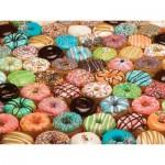 Puzzle  Cobble-Hill-57121 Pièces XXL - Doughnuts