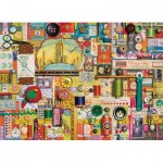 Puzzle  Cobble-Hill-57186 Shelley Davies - Sewing Notions