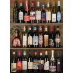 Puzzle  Cobble-Hill-80029 Wine Alphabet