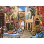 Puzzle  Cobble-Hill-80079 French Village