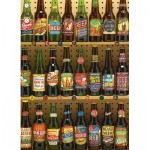 Puzzle  Cobble-Hill-80082 Beer Collection