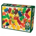 Puzzle  Cobble-Hill-80166 Popsicles