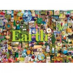 Puzzle  Cobble-Hill-80172 Earth