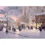 Puzzle  Cobble-Hill-80208 Winter Flurry