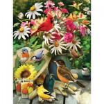 Puzzle  Cobble-Hill-85035 Pièces XXL - Garden Birds
