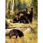 Puzzle  Cobble-Hill-85036 Pièces XXL - Bears