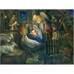 Puzzle  Cobble-Hill-85040 Pièces XXL - Away in a Manger