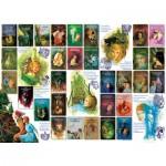 Puzzle  Cobble-Hill-85045 Pièces XXL - Nancy Drew Mysteries
