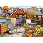 Puzzle  Cobble-Hill-85067 Pièces XXL - Harvest Festival