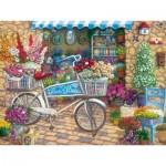 Puzzle  Cobble-Hill-88006 Pièces XXL - Pedals 'n' Petals