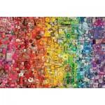 Puzzle  Cobble-Hill-89003 Rainbow