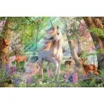 Puzzle  Cobble-Hill-89016 Unicorn and Friends