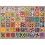 Puzzle   50 States Quilt Blocks