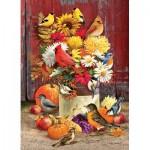 Puzzle   Autumn Bouquet