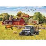 Puzzle   Blue Truck Farm