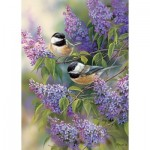 Puzzle   Chickadee Duo