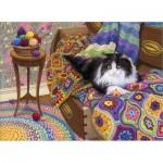 Puzzle   Comfy Cat