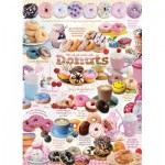 Puzzle   Donut Time