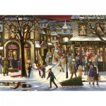 Puzzle   Downtown Christmas