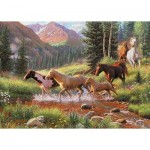 Puzzle   Horse Stream