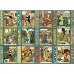 Puzzle   Jardiniere - A Gardener's Calendar