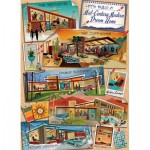 Puzzle   Mid-Century Modern Dream Home