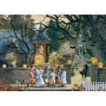 Puzzle   Pièces XXL - Halloween Buddies