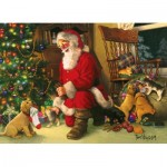 Puzzle   Pièces XXL - Santa's Lucky Stocking