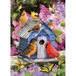 Puzzle   Spring Birdhouse