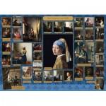 Puzzle   Vermeer