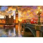 Puzzle  Perre-Anatolian-1023 Davison Dominic - Westminster Sunset
