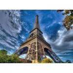 Puzzle  Perre-Anatolian-1080 Tour Eiffel