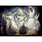Puzzle  Perre-Anatolian-1092 Dervishes