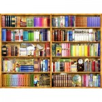 Puzzle  Perre-Anatolian-1093 Bookshelves