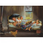 Puzzle  Perre-Anatolian-3048 Home Sweet Home