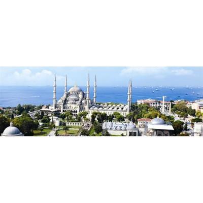 Puzzle Perre-Anatolian-3194 Turquie - Istanbul : La Mosquée bleue (Sultanahmet Camii)