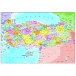 Puzzle  Perre-Anatolian-3269 Carte de la Turquie