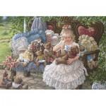 Puzzle  Perre-Anatolian-3270 Les ours de Melle Holly