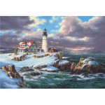 Puzzle  Perre-Anatolian-3303 Portland Head Lighthouse