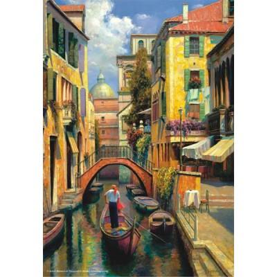Puzzle Perre-Anatolian-3543 Dimanche à Venise