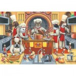 Puzzle  Perre-Anatolian-3586 Kool Kat Kuisine