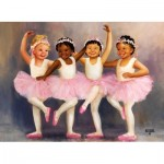 Puzzle  Perre-Anatolian-3598 Little Ballerinas